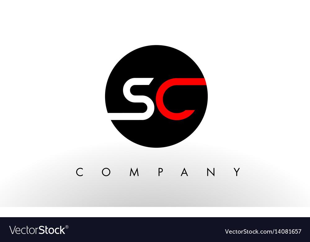 Sc Logo Letter Design