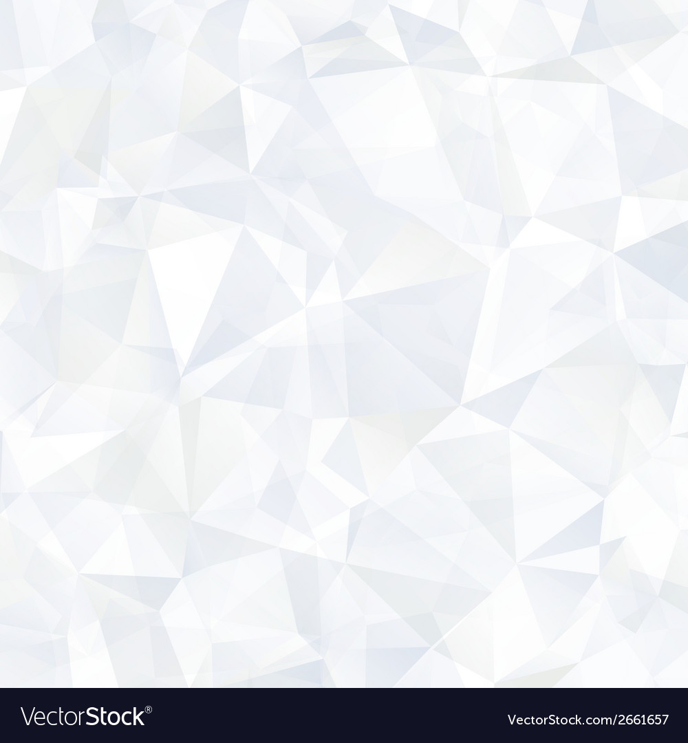 Triangle Ice Blue Abstract Background