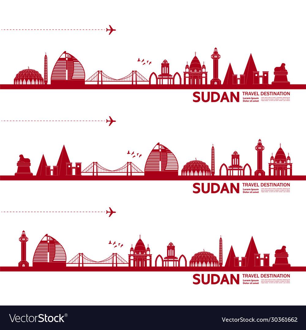Sudan travel destination