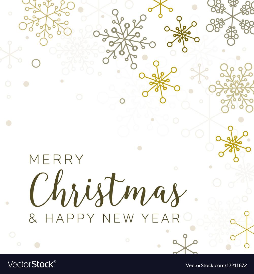 Retro simple christmas card royalty free vector image retro simple christmas card vector image m4hsunfo