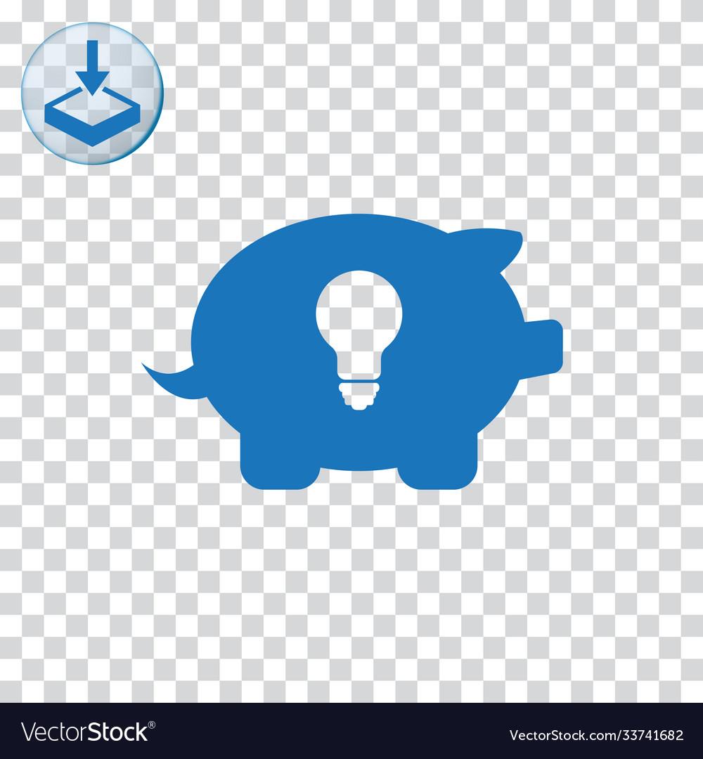 Idea pig icon