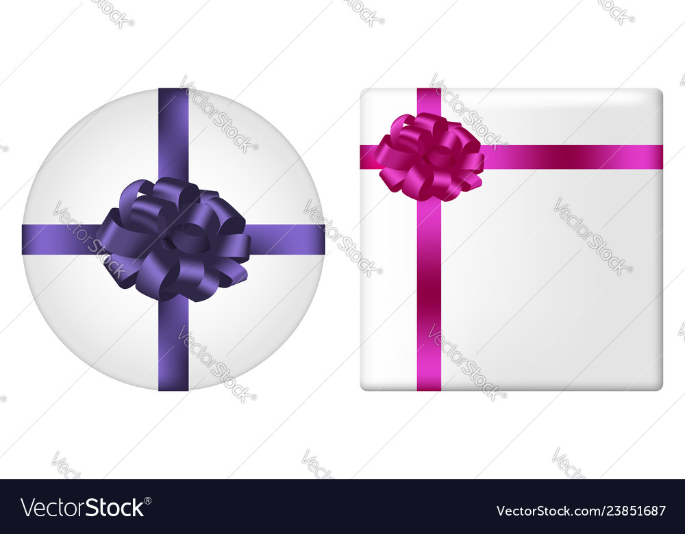 Gifts with bow