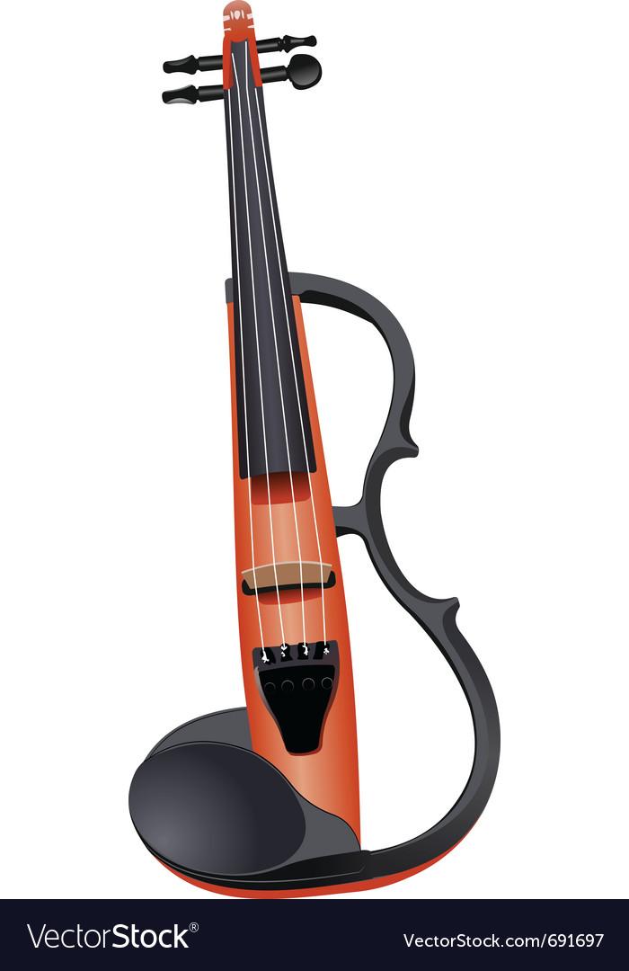 Rock violin