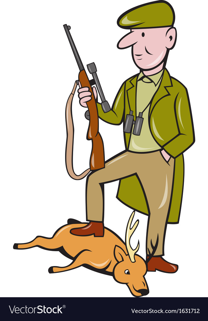 deer hunter clipart 20 free Cliparts   Download images on ...   Deer Hunting Cartoon Clipart
