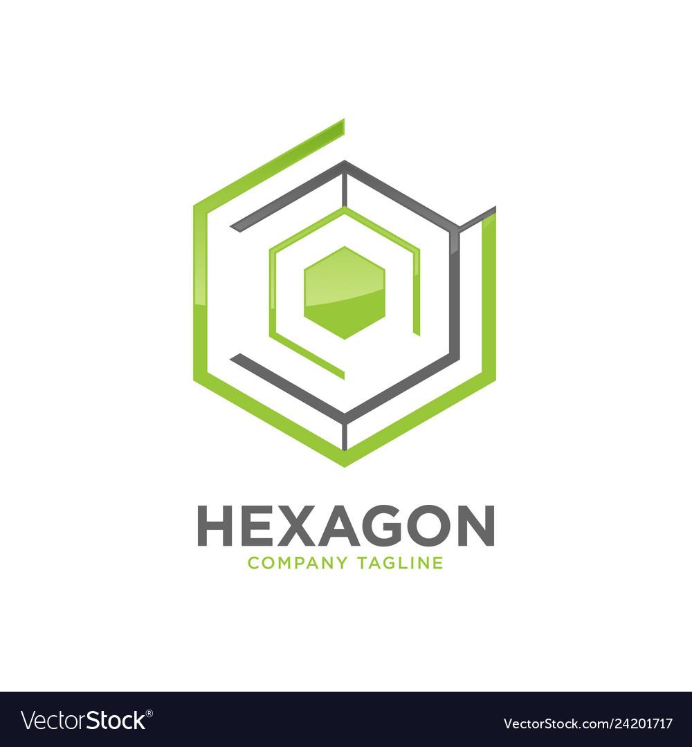Hexagon - logo concept