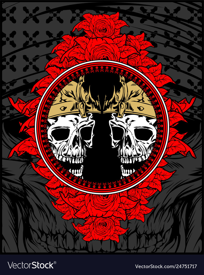 Two skull king