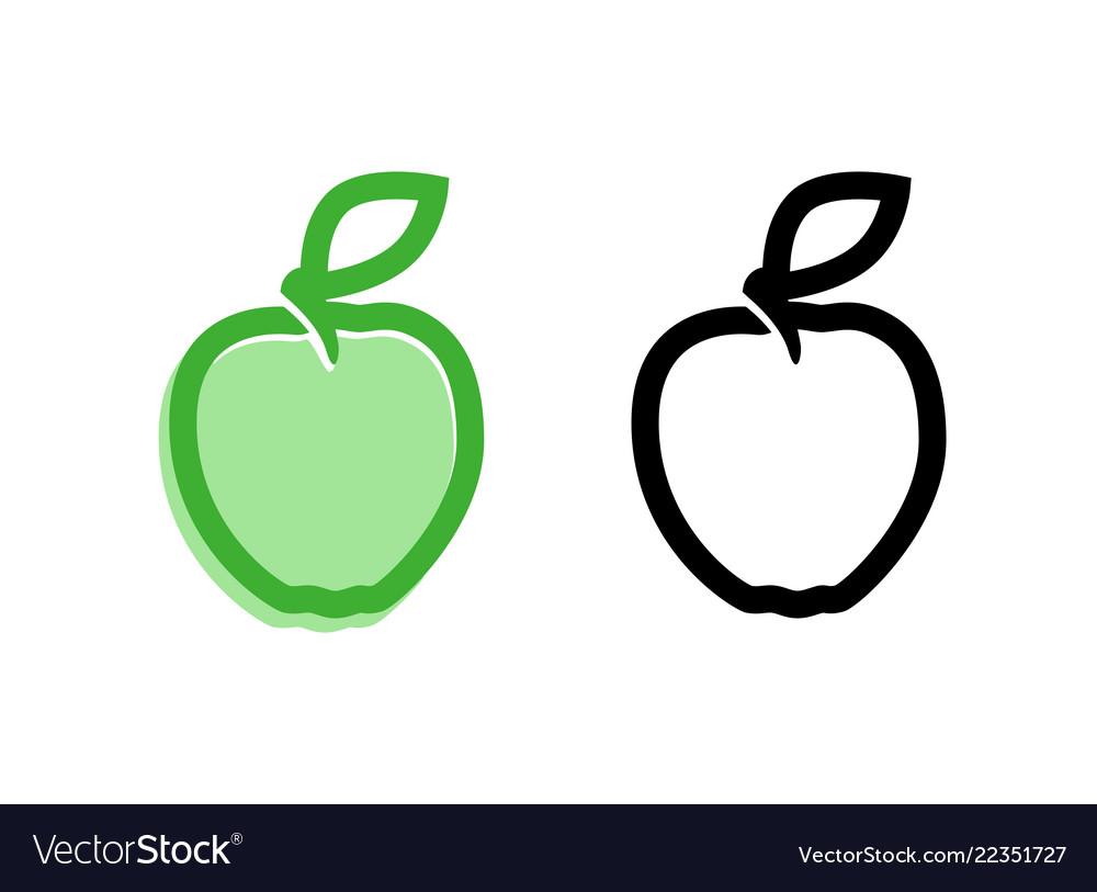 Apple premium quality icons