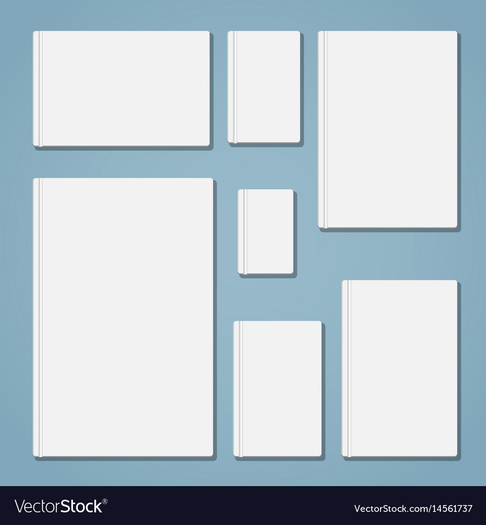 Template book set