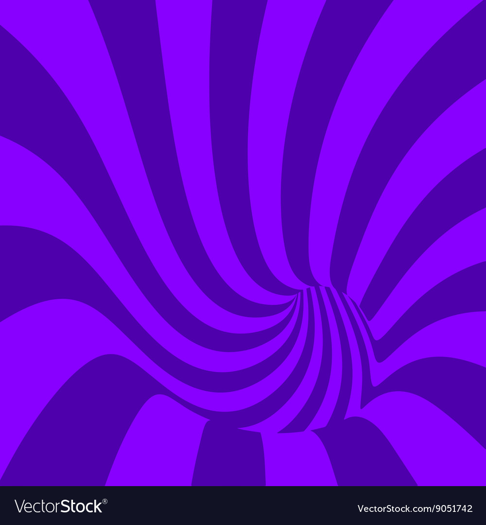 Striped spiral abstract patisserie background vector image
