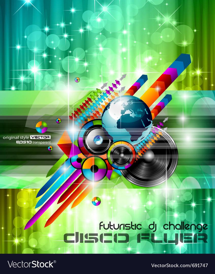 Music international disco