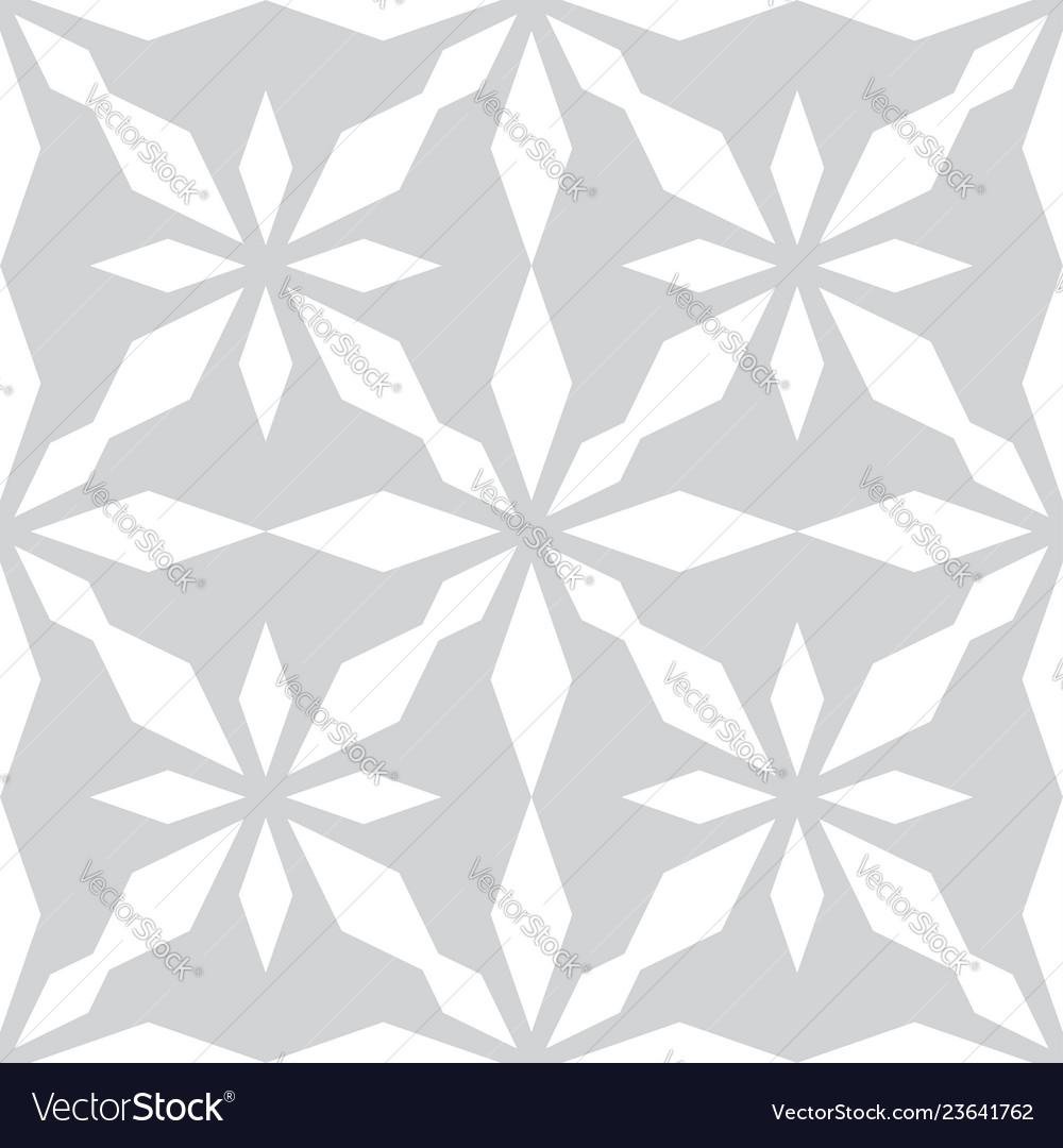 Art abstract geometric light white gray pattern