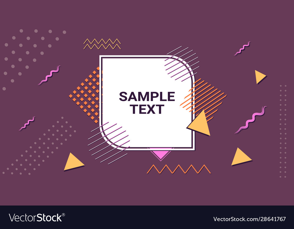 Abstract background banner minimal design cover
