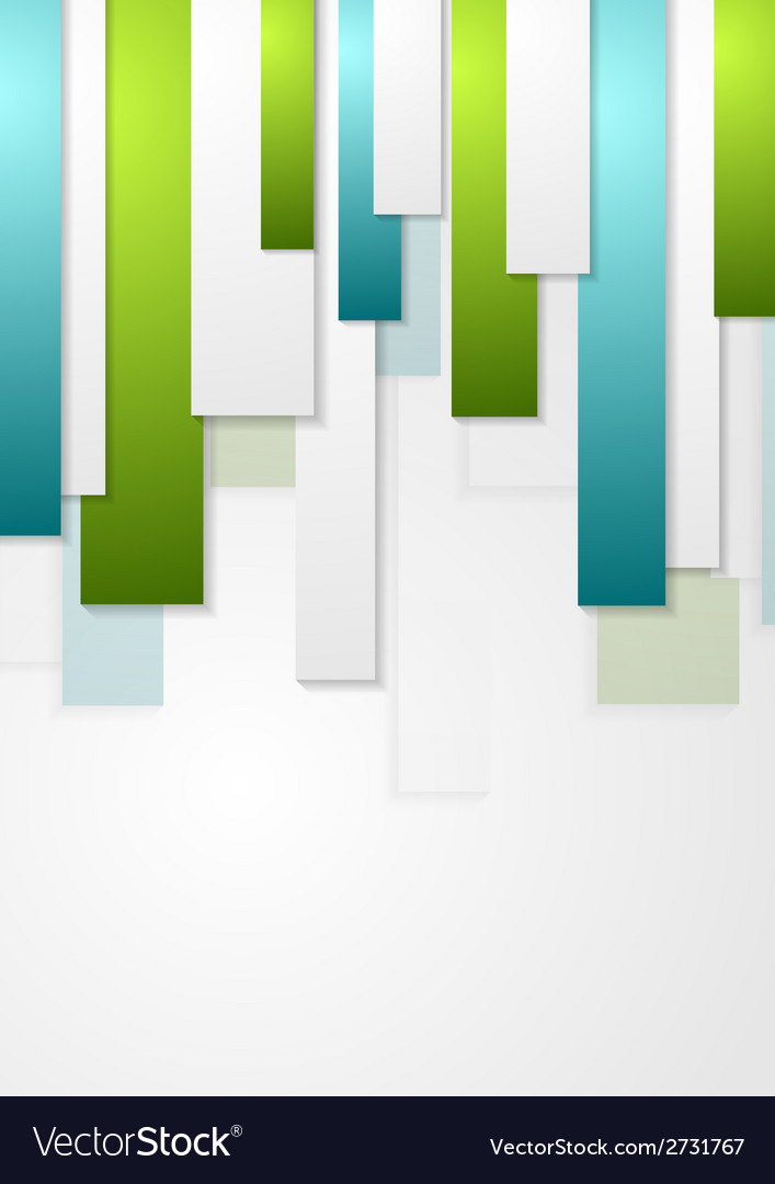 Abstract corporate stripes background