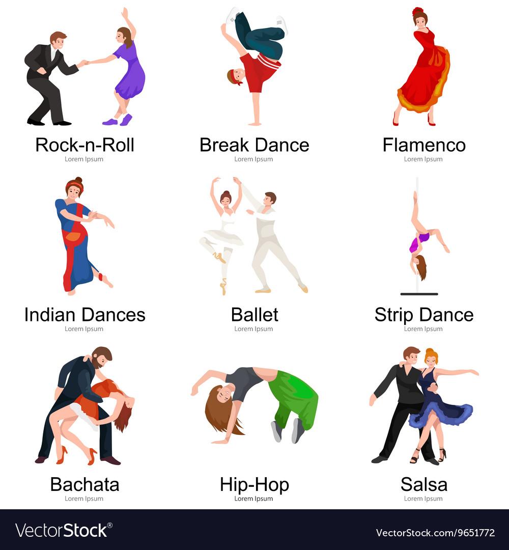 Dancing People Dancer Bachata Hiphop Salsa