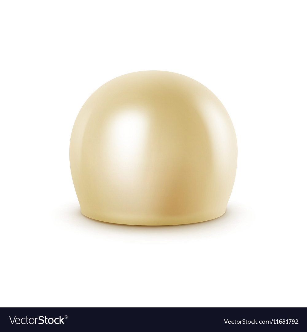 Realistic White Milk Chocolate Candy on Background