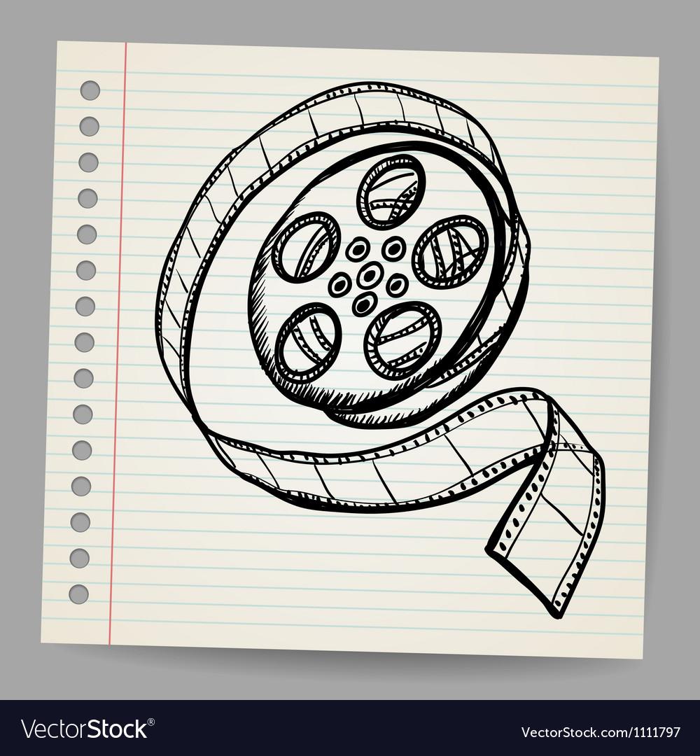 Картинка для срисовки кино