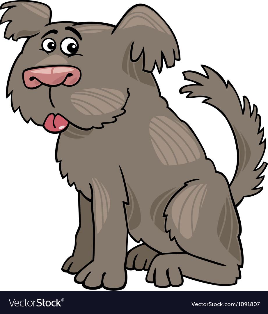 shaggy dog cartoon