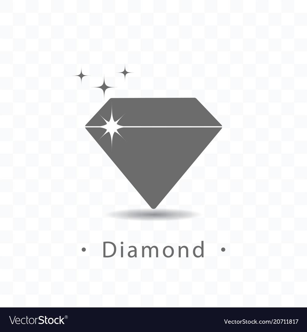 Transparent Diamond Vector Png