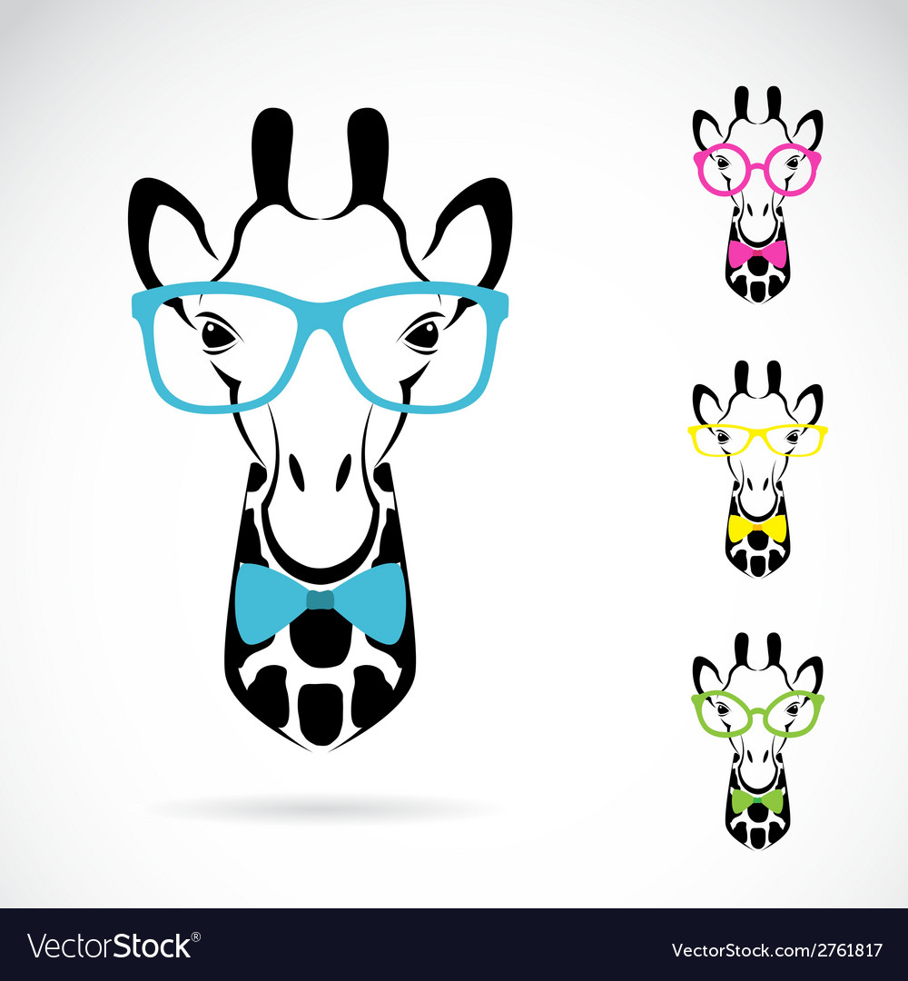 Giraffe glasses