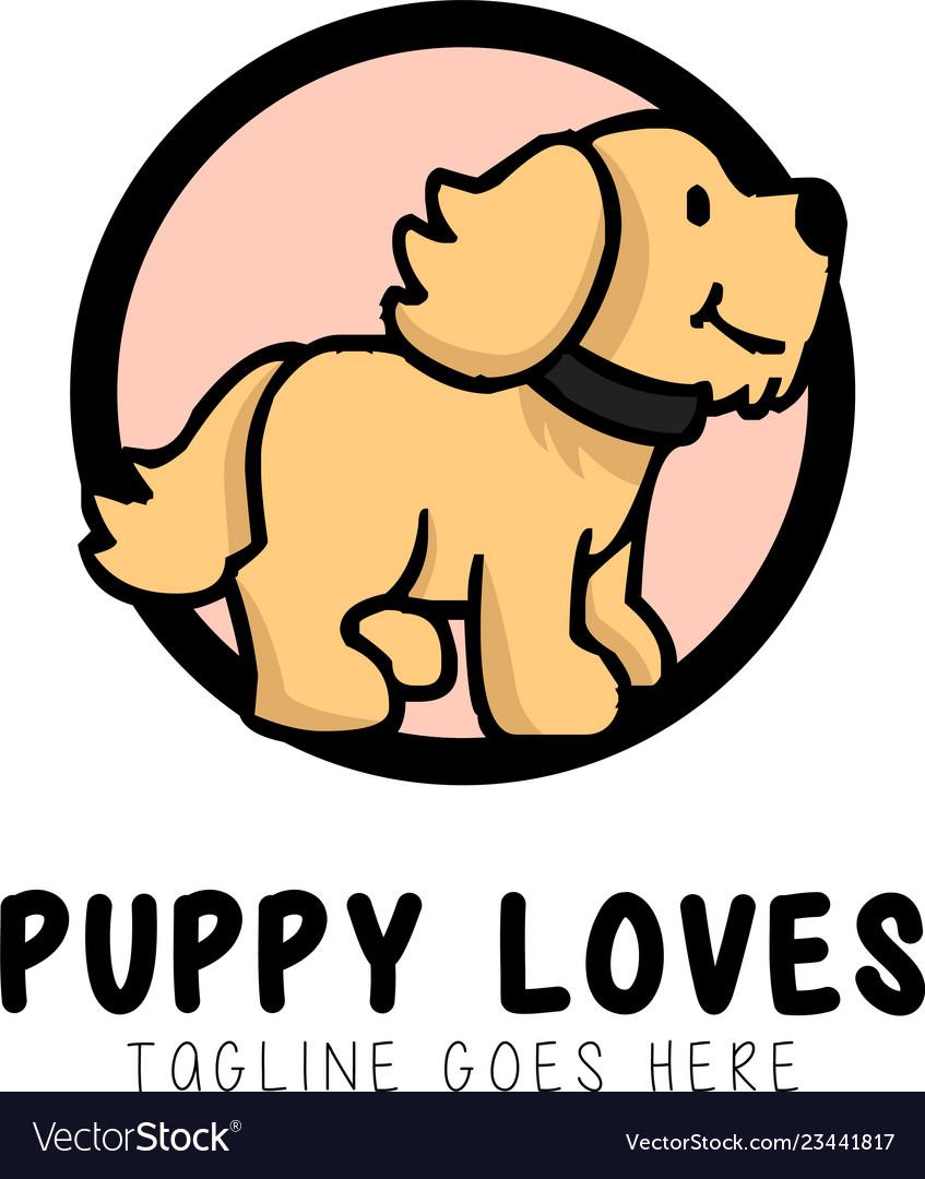 Puppy logo design inspiration