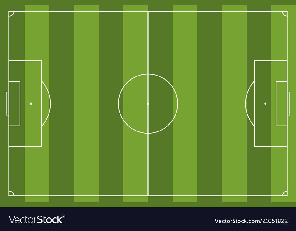 Football field simple