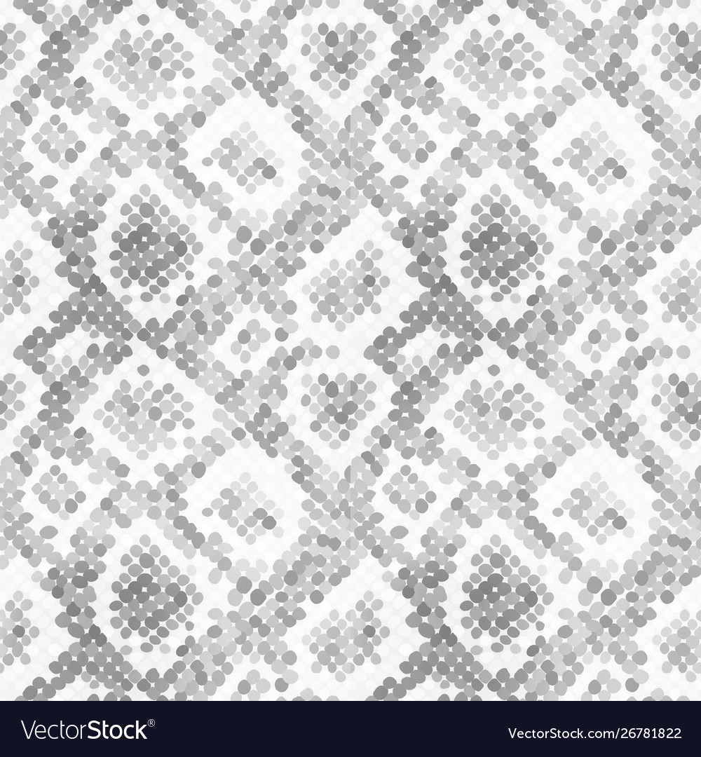 Gray realistic snake skin texture detailed