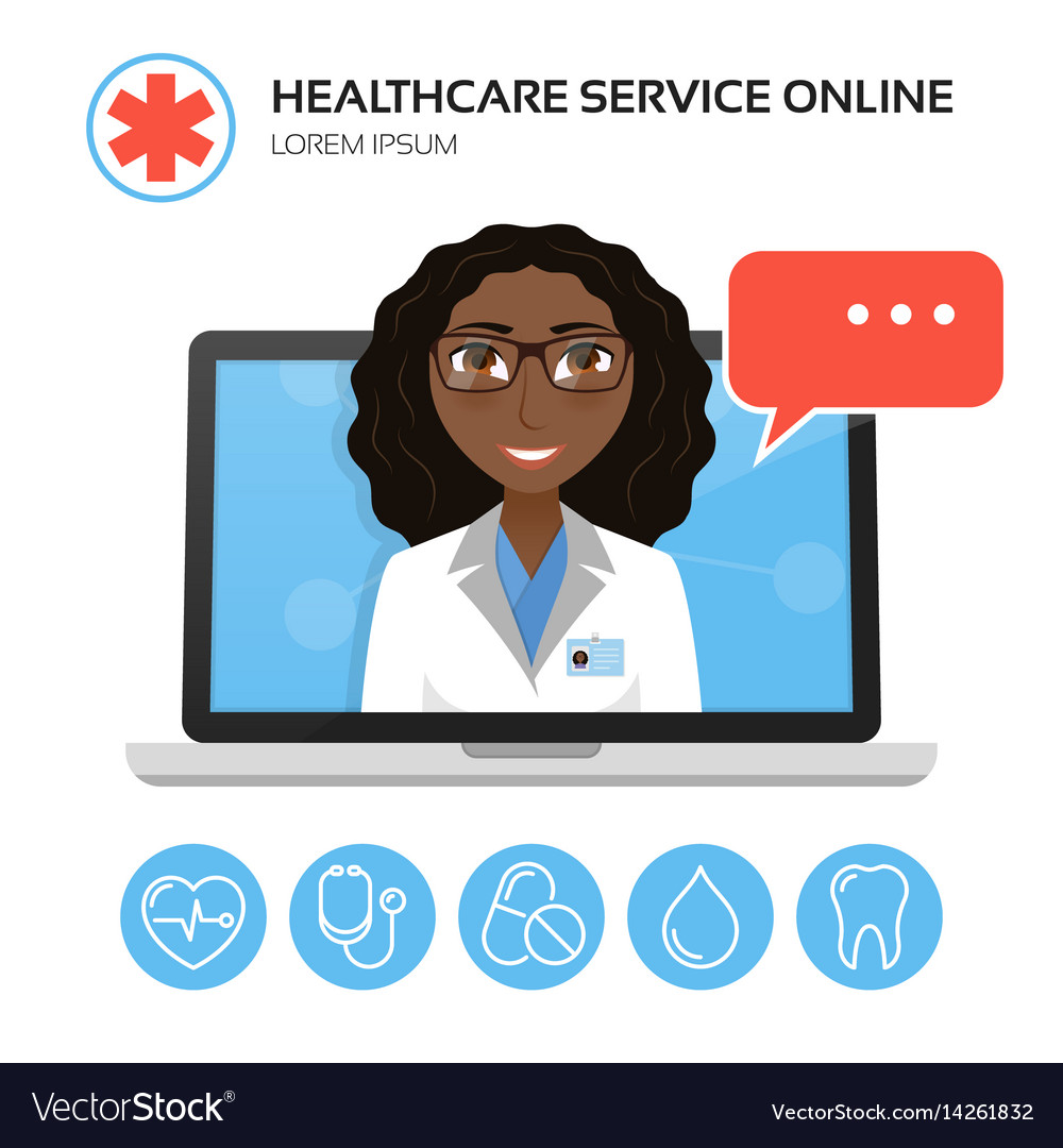 Healthcare service online medical consultation