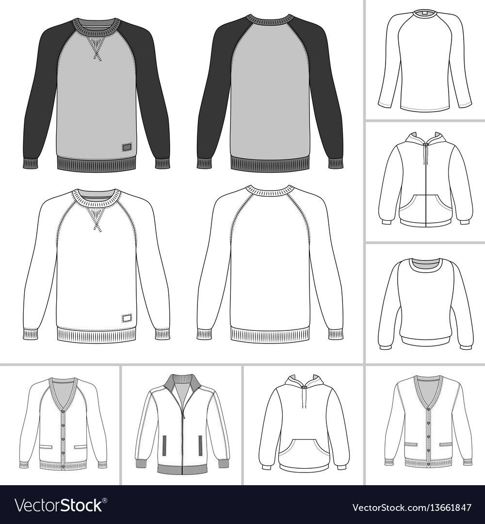 Mens clothing set