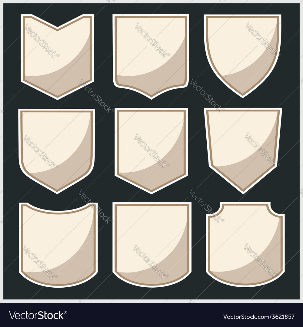 Shields - set