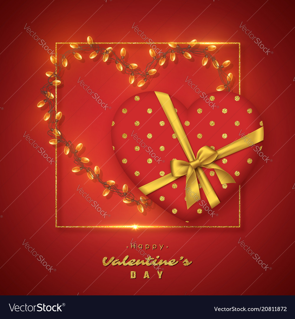 Valentines day holiday background