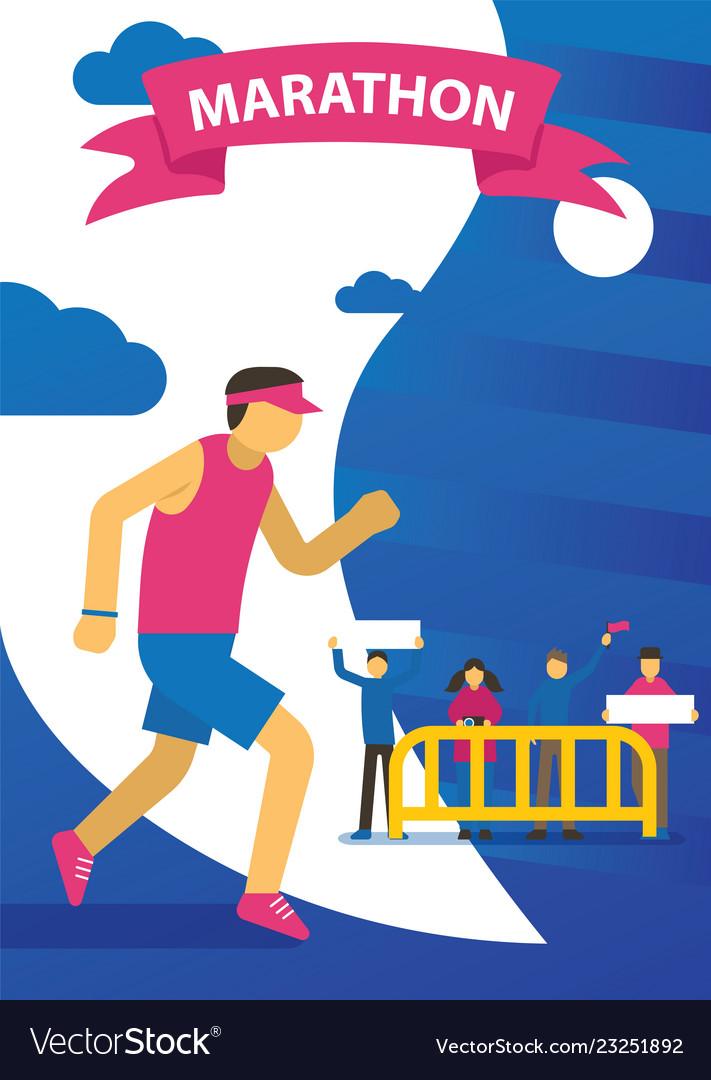 Triathlon track running