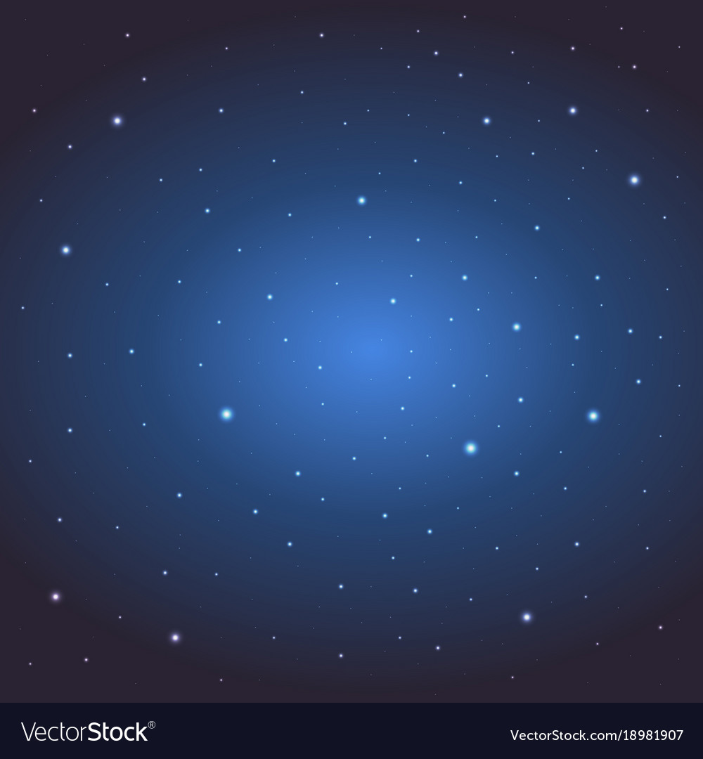 Space background with stras starry sky