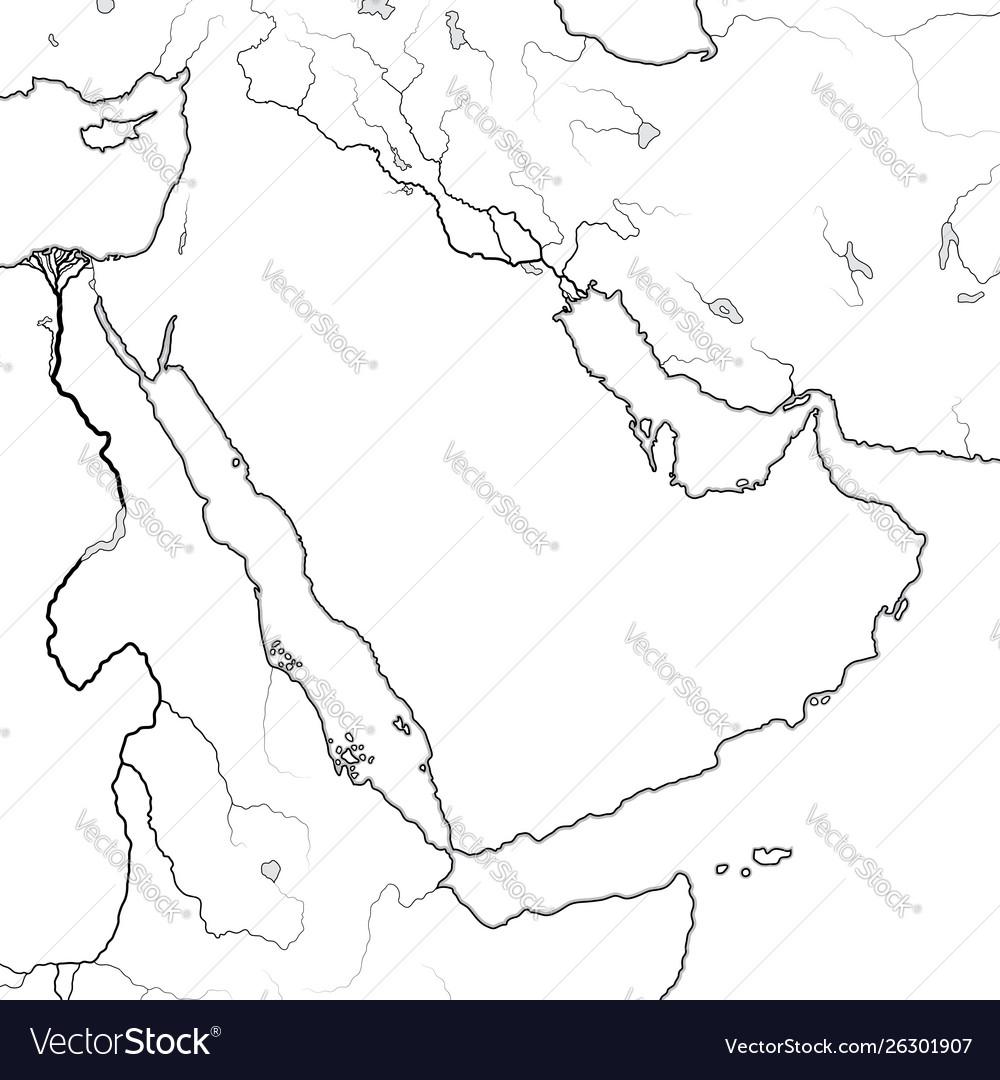 World map arabian peninsula middle east saudi vector image on blank map of the ocean floor, blank map of the ottoman empire, blank map of the near east, blank map of the indian subcontinent, blank map of the mediterranean sea, blank map of the congo, blank map of the north american continent, blank map of asia, blank map of the persia, blank map of the mediterranean basin, blank map of the islamic world, blank map of the dominican republic, blank map of the far east, blank map of the nile river, blank map of the andes, blank map of the holy land, blank map of the low countries, blank map of the former soviet union, blank map of the eastern mediterranean, blank map of the iberian peninsula,