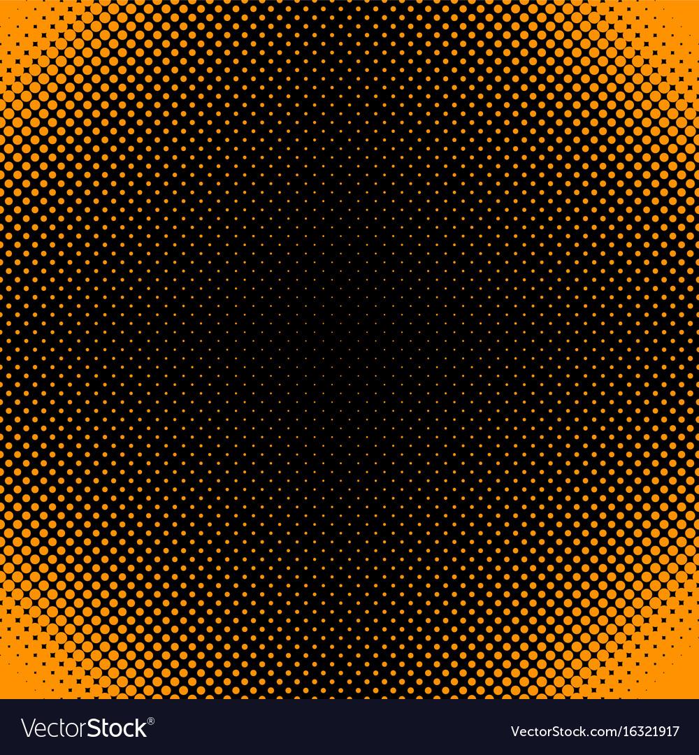 Halftone dot pattern background - graphic