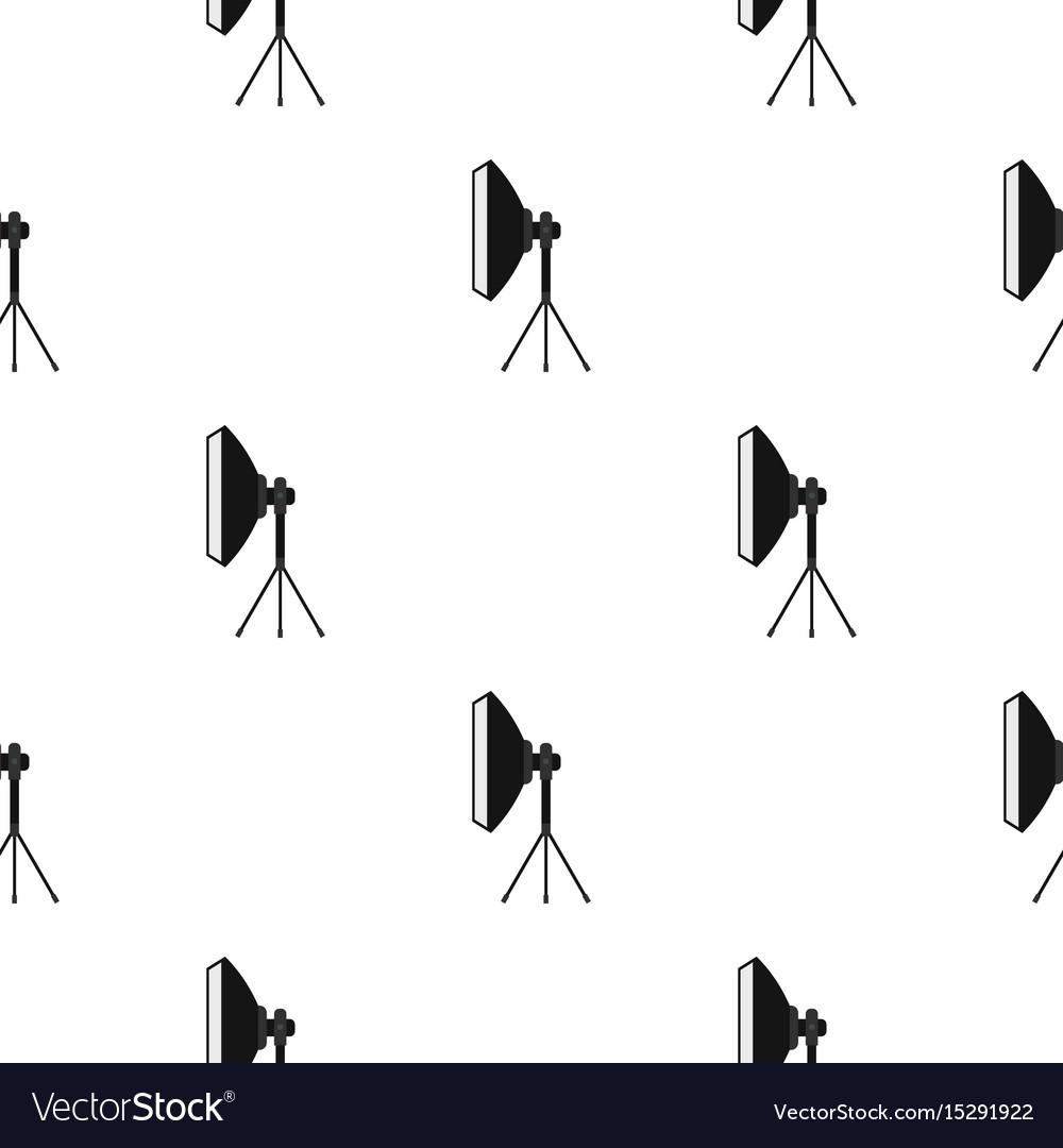 Spotlight pattern flat
