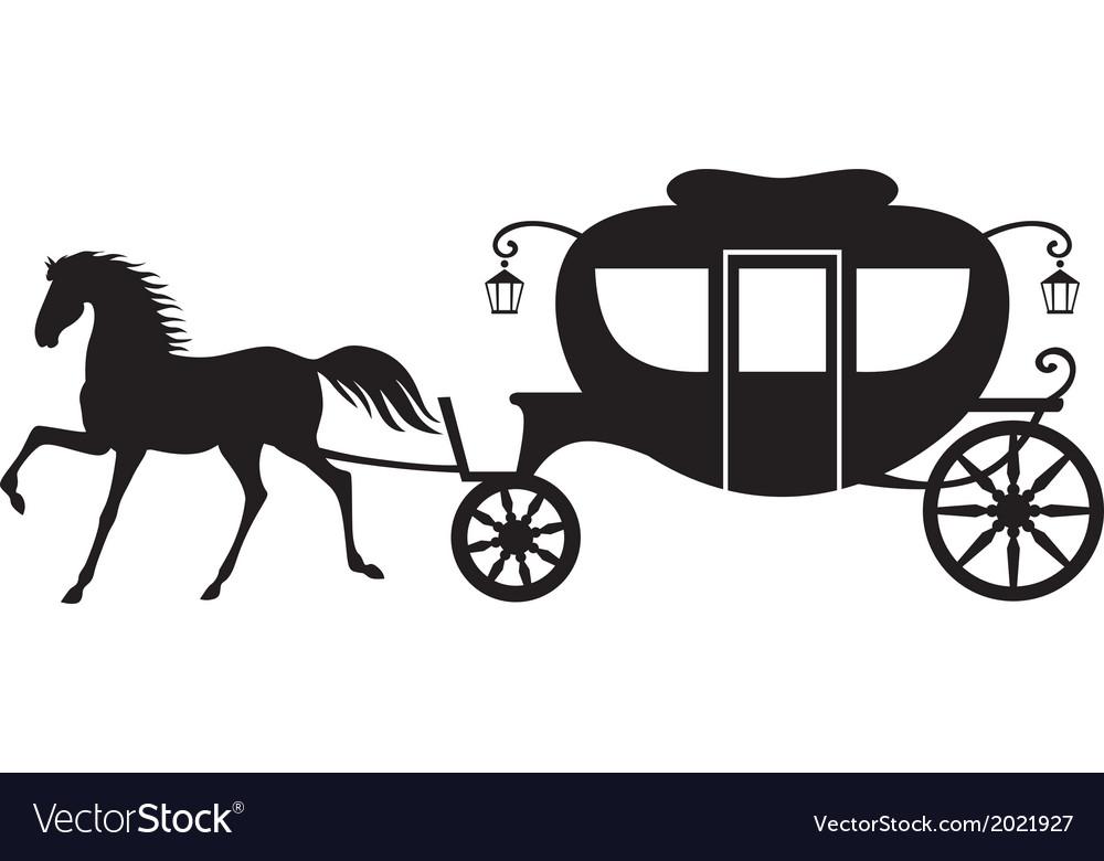 Coach vector image