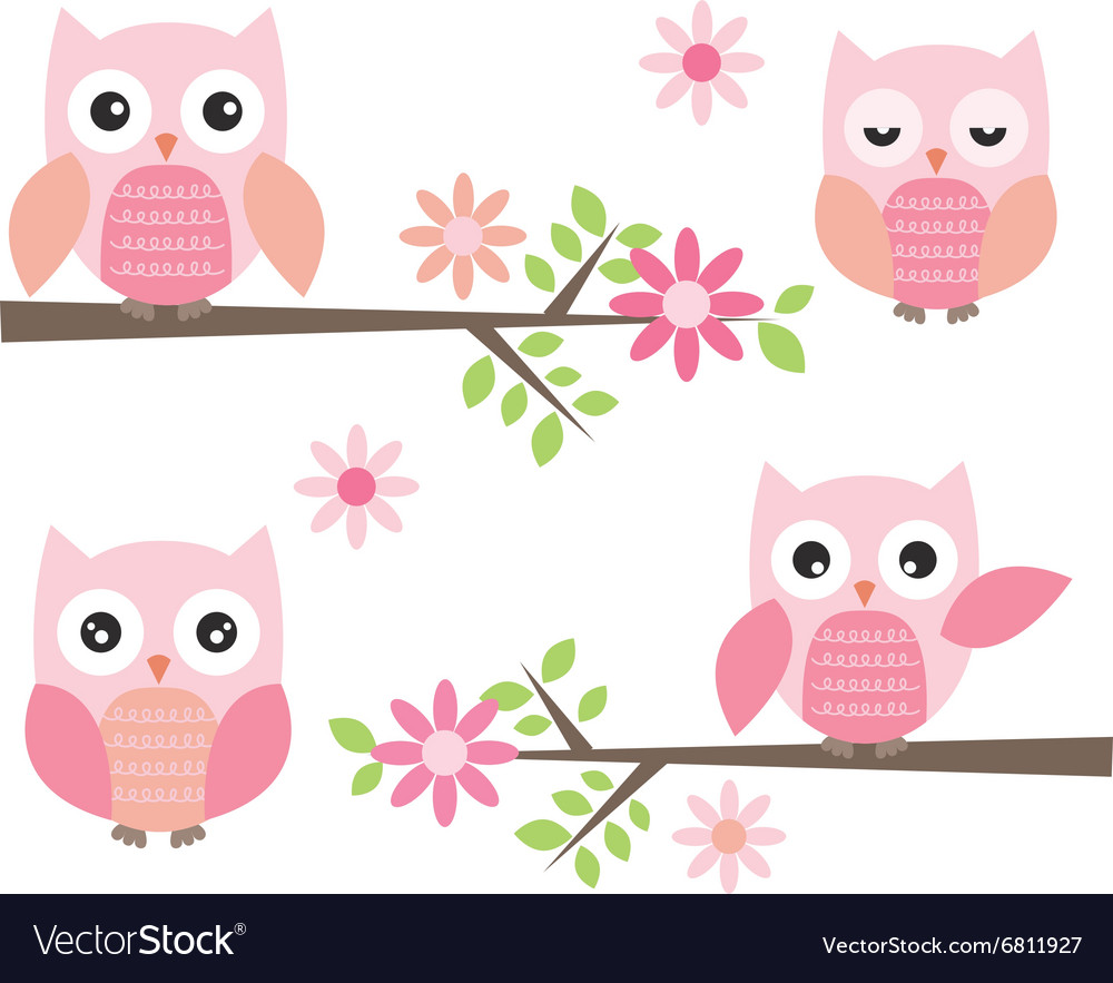 Cut Owl and Branches