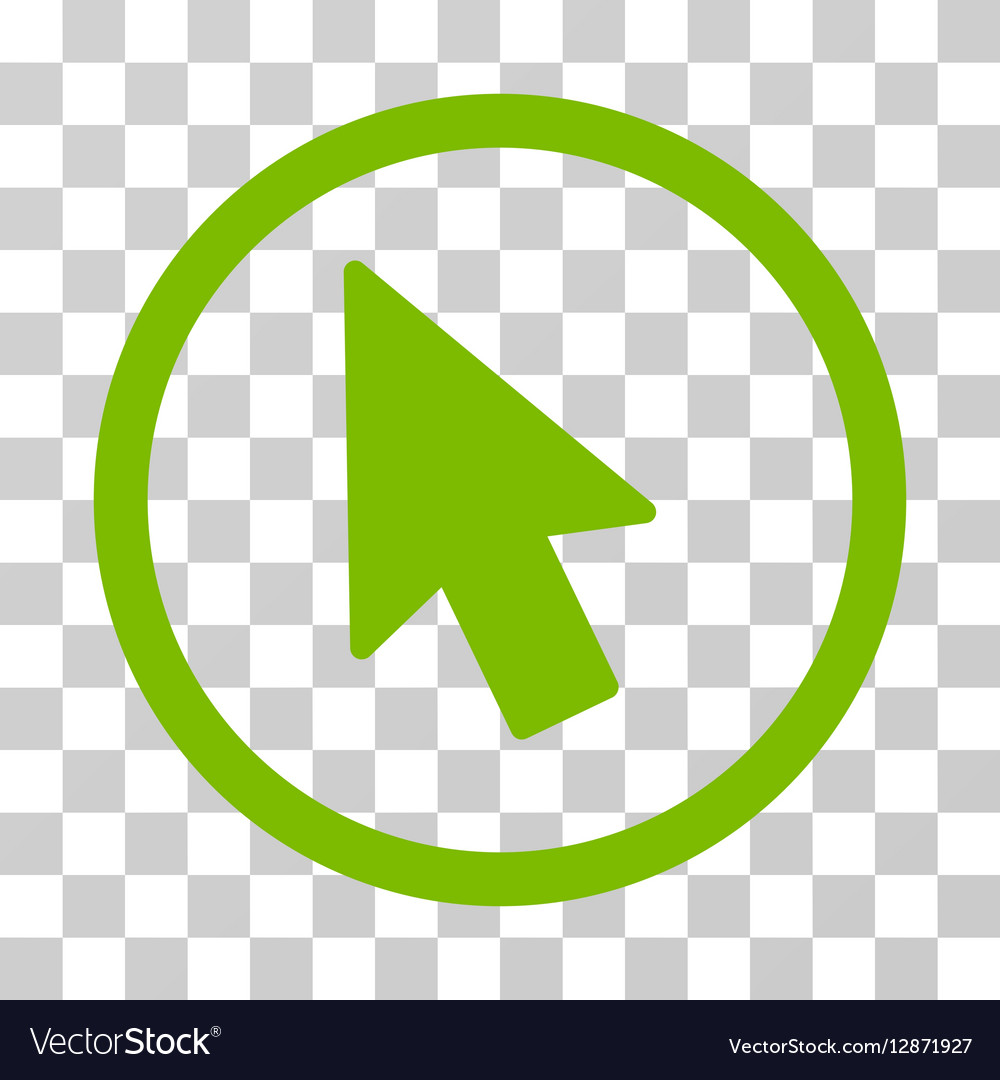 Mouse Pointer Rounded Icon