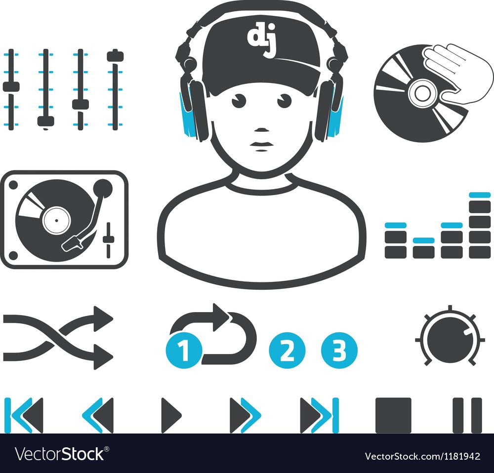 DJs set