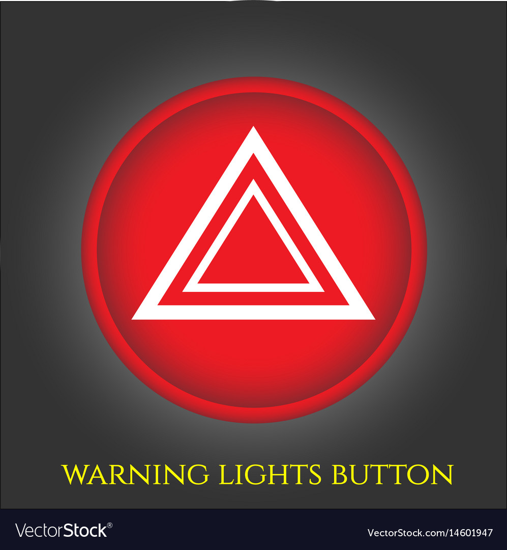Warning Lights Button In Car