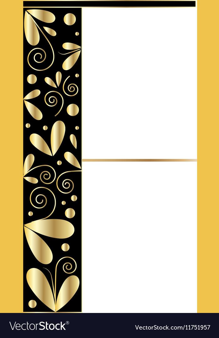 Decorative letter shape F