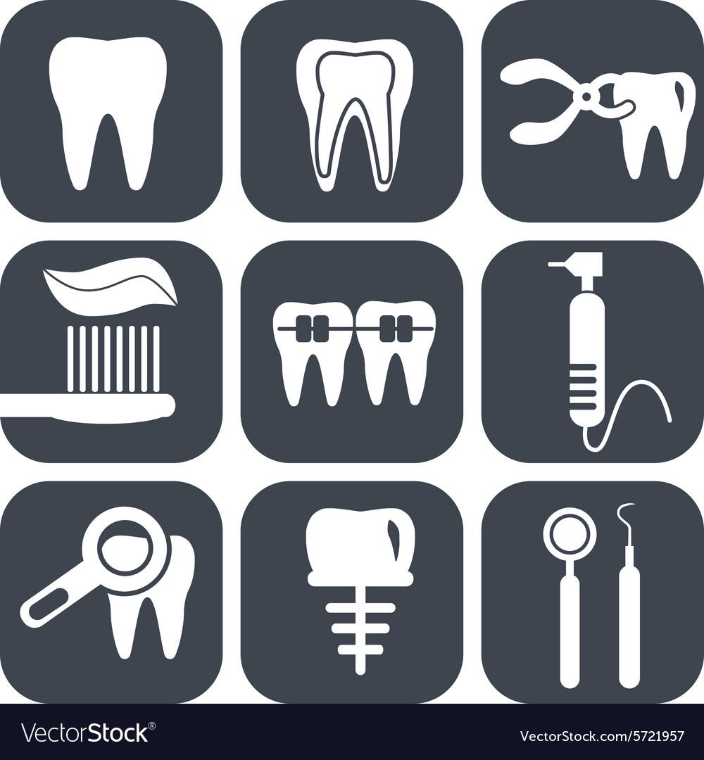 dental icons - Ronni kaptanband co