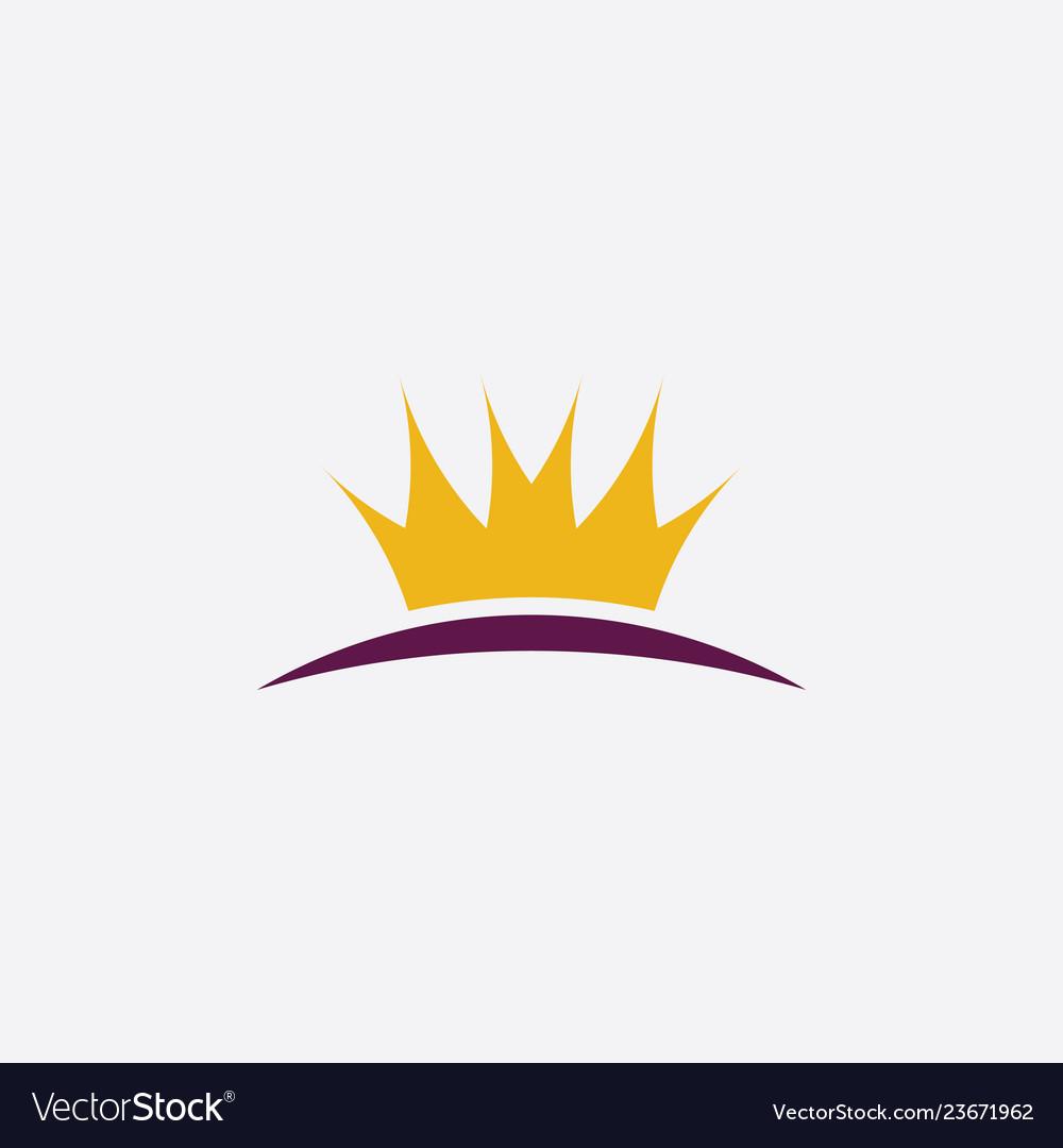 Crown icon clipart symbol design