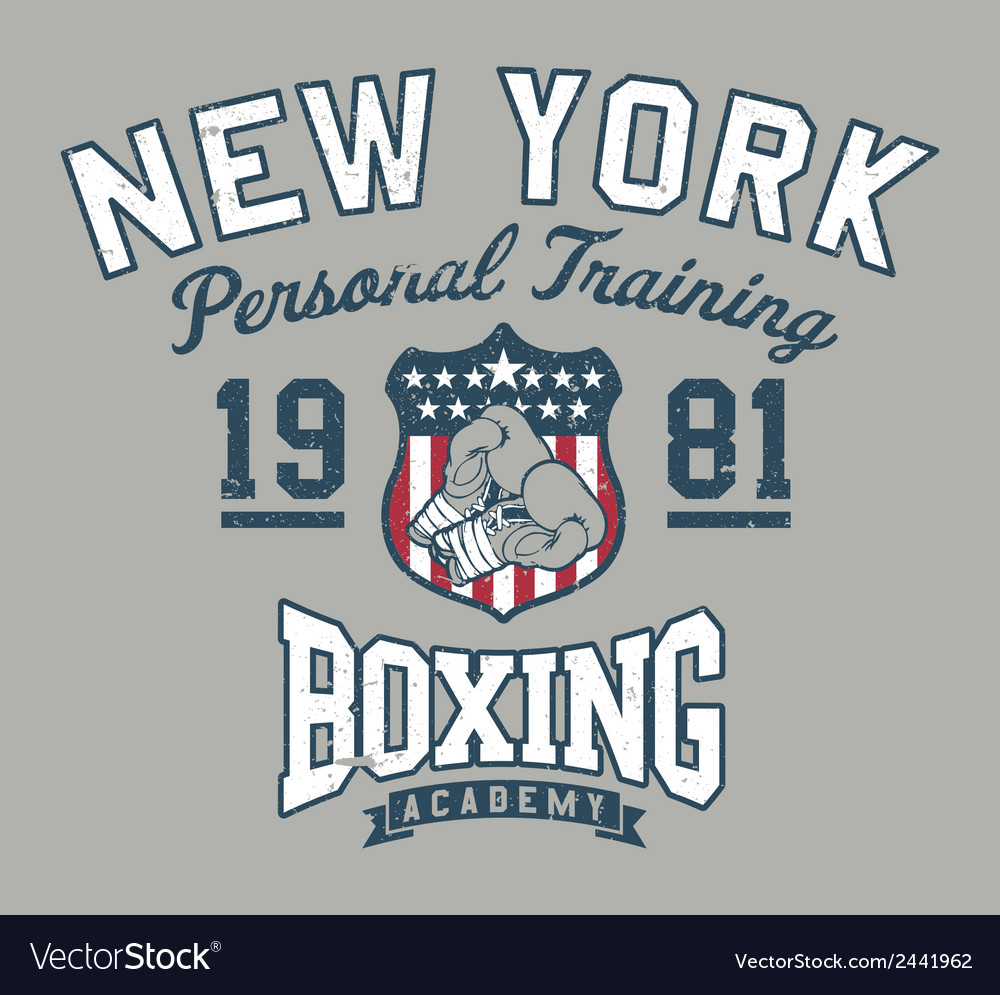 New York Boxing academy