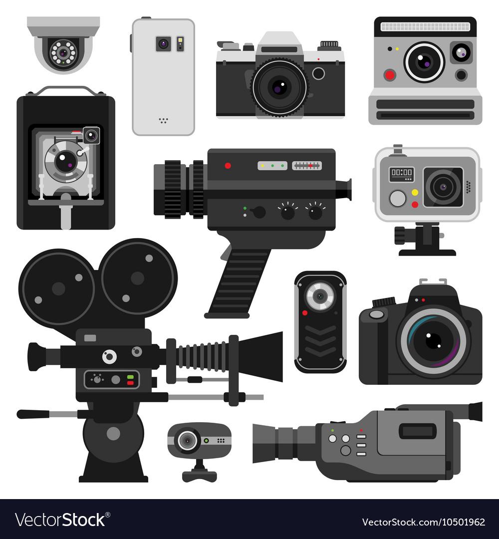 Photo and camera set