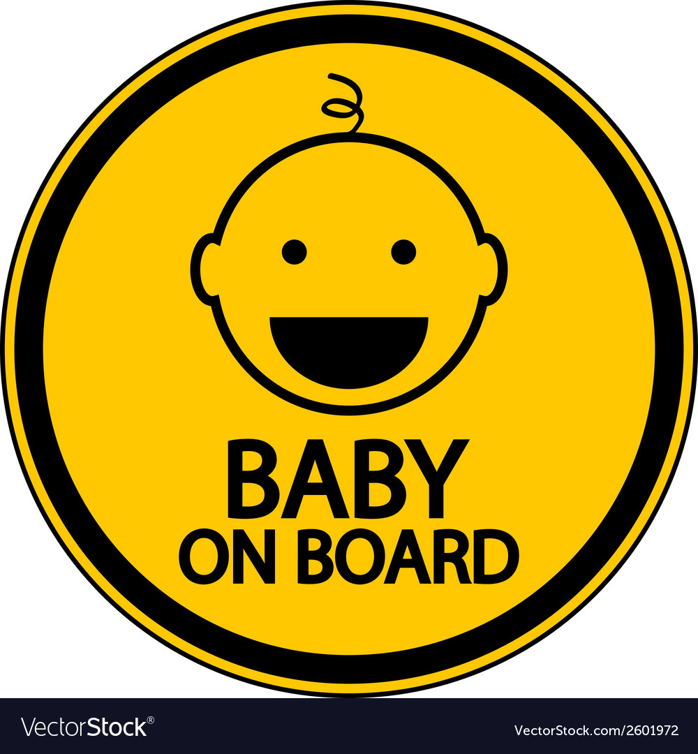 baby on the board