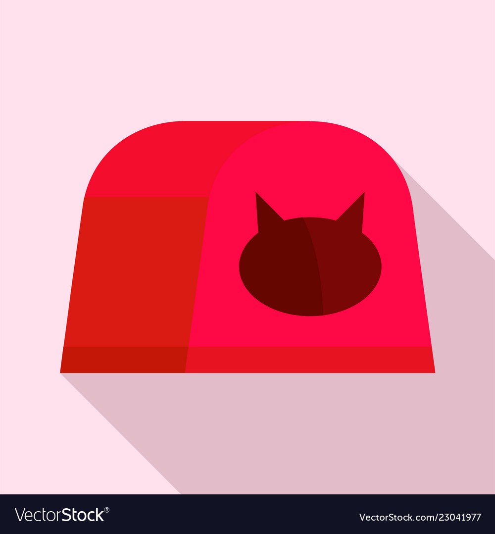 Phenomenal Cat House Icon Flat Style Home Interior And Landscaping Synyenasavecom