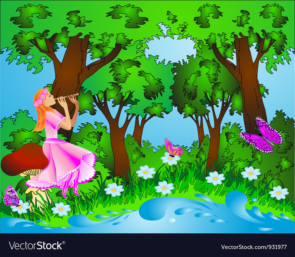 30+ Cartoon Fairy Land Images Images