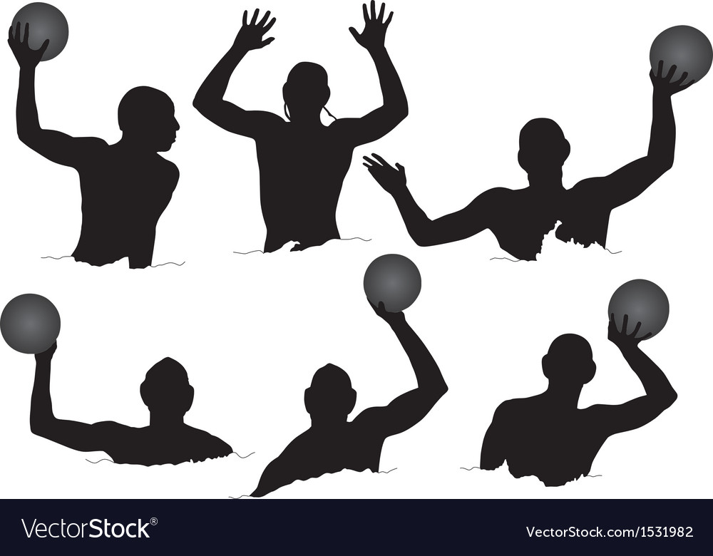 Water Polo Silhouette