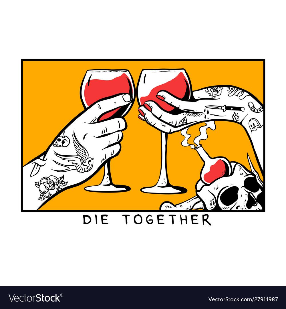 Die together